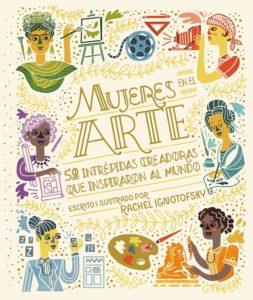 Portada de Mujeres en el arte