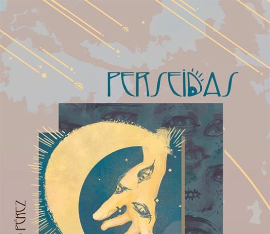 Portada de Perseidas, de Andrea Prieto Pérez