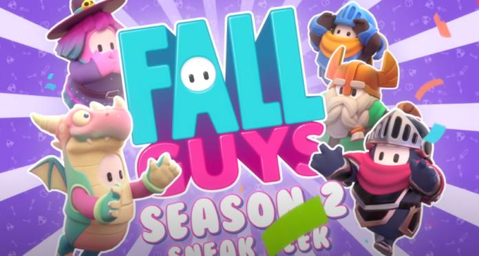 Fall Guys segunda temporada