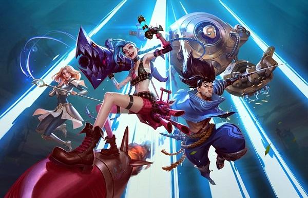 League of Legends Rift