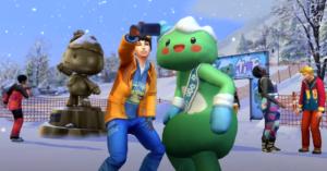 Los Sims 4 Escapada en la Nieve