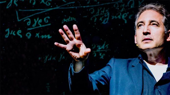 Brian Greene, físico teórico
