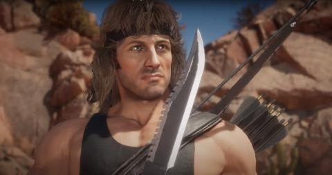 Rambo | Mortal Kombat 11 Ultimate