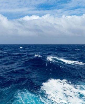 El metal de las plantas de carbón chinas termina en el Océano Pacífico