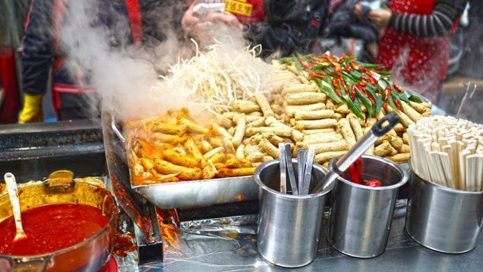 Street Food - Comida
