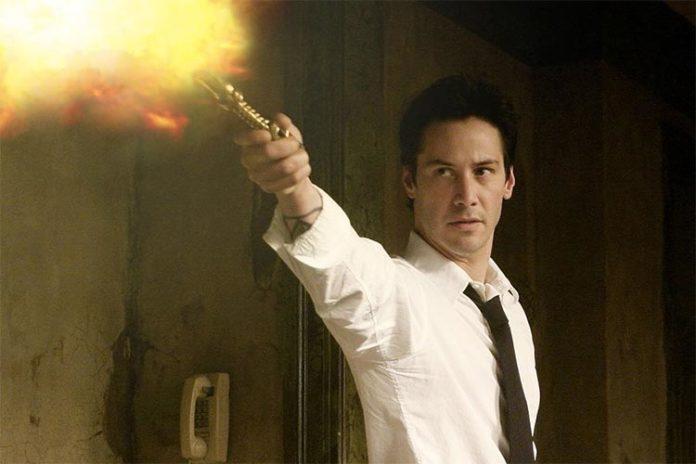 Keanu Reeves como Constantine