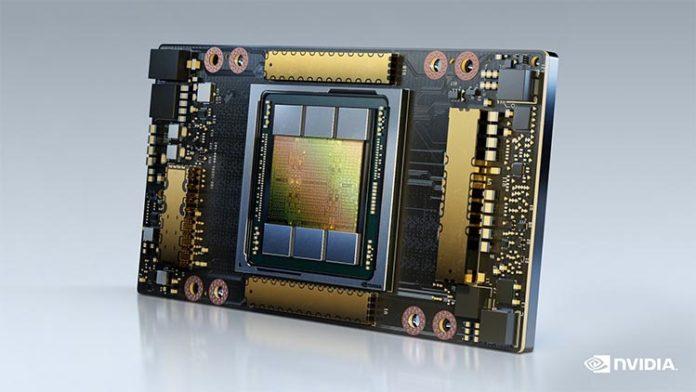 NVIDIA A100 de 80 Gbs.