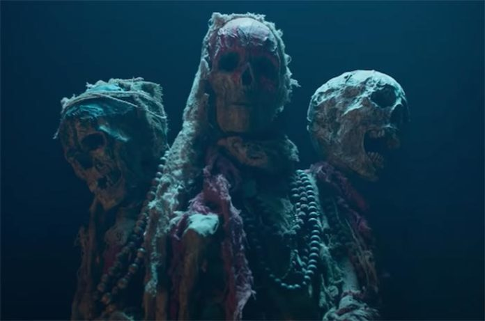 Tres esqueletos en The Witcher Temporada 2