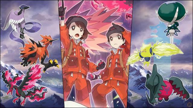 Pokémon Espada y Escudo - Las Nieves de la Corona