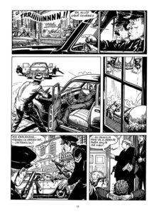 Reseña del cómic Evaristo