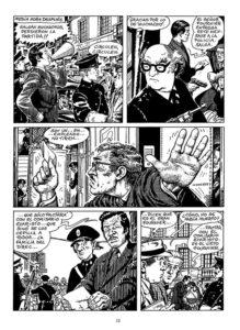 Reseña de Evaristo cómic policial
