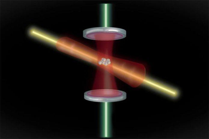 Nuevo tipo de reloj atómico del MIT podría ayudar a detectar la materia oscura y estudiar el efecto de la gravedad en el tiempo