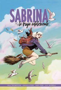 Portada de Sabrina, la bruja adolescente 1