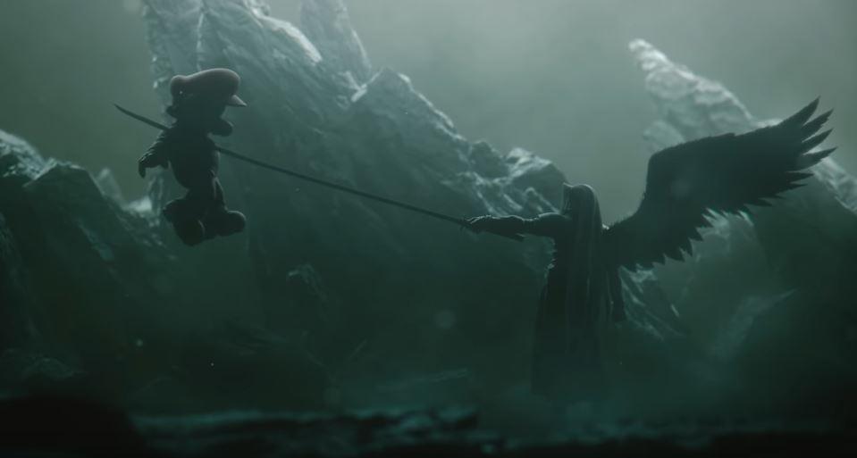 Sephiroth entra a Super Smash Bros Ultimate como DLC — The Game Awards