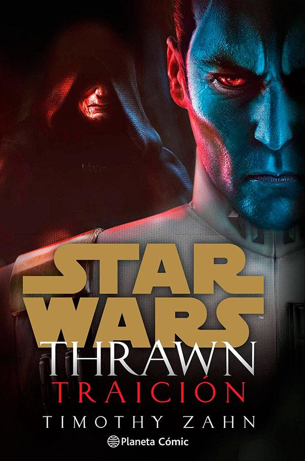 Star wars Thrawn Traición