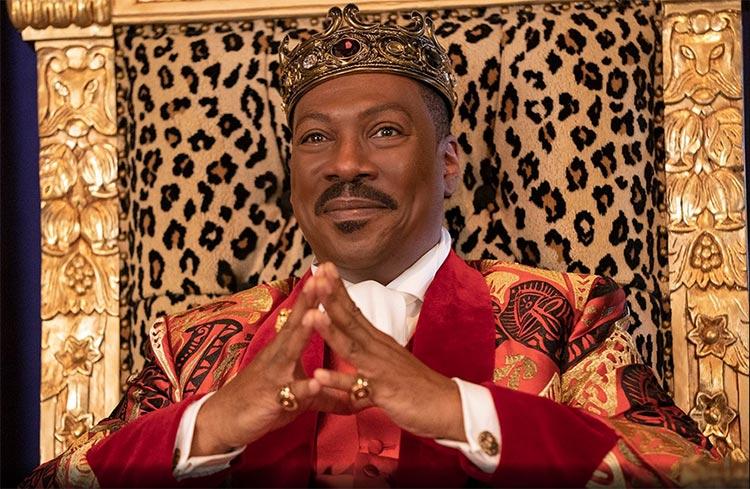 El príncipe de Zamunda 2