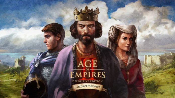 Age of Empires II - Lords of West
