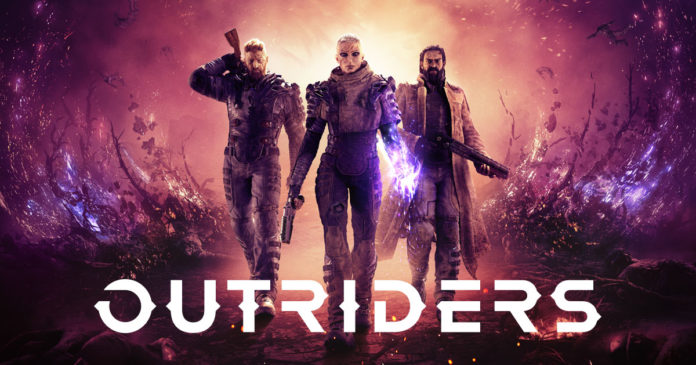 Outriders promo