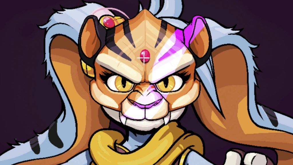 Tiger Mask - Kaz and the Wild Masks