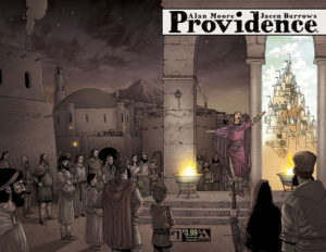 Alan Moore Providence | Fantasymundo