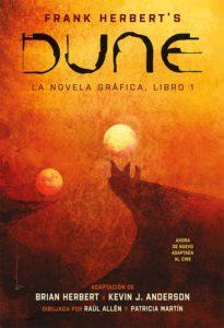 Portada de Dune. La novela gráfica (libro 1)