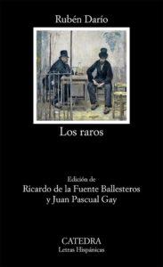 Portada de Los raros, de Rubén Darío