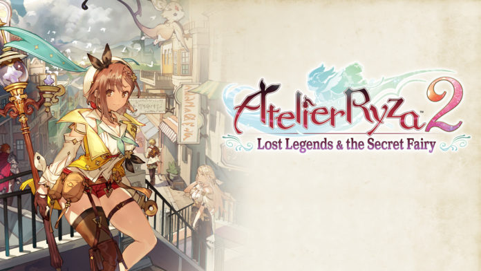 Atelier Ryza 2 Lost Legends and the secret fairy