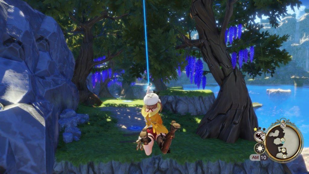 Atelier Ryza 2 salto