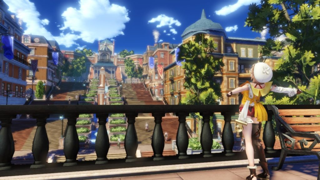 Atelier Ryza 2 Lost Legends and the secret fairy f5