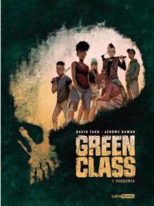Green Class Pandemia