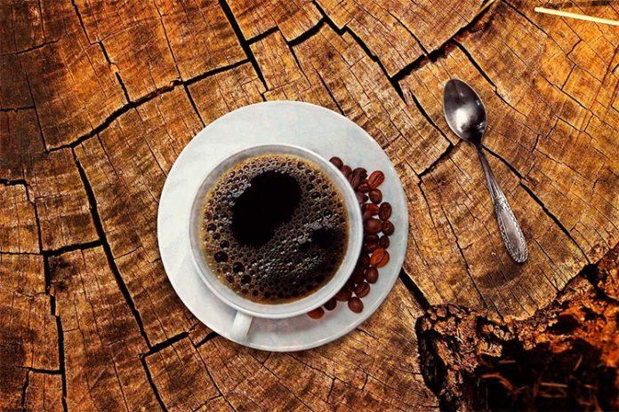 Café, fuente de cafeína