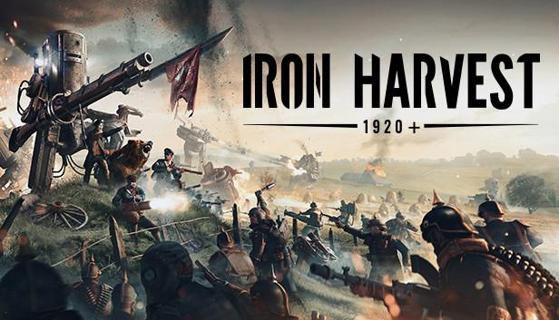 Iron Harvest 1920+ - Portada