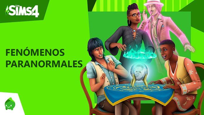 Los Sims 4: Fenomenos Paranormales