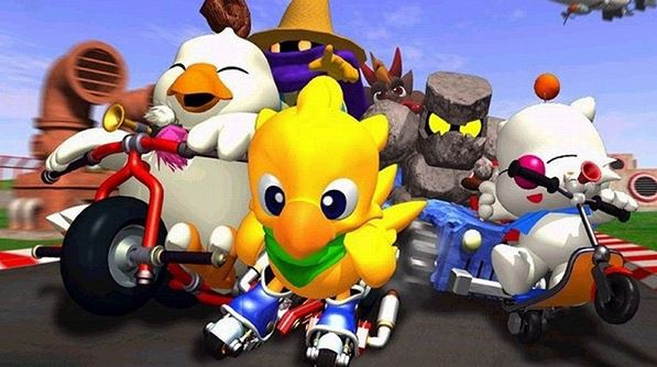 Chocobo GP