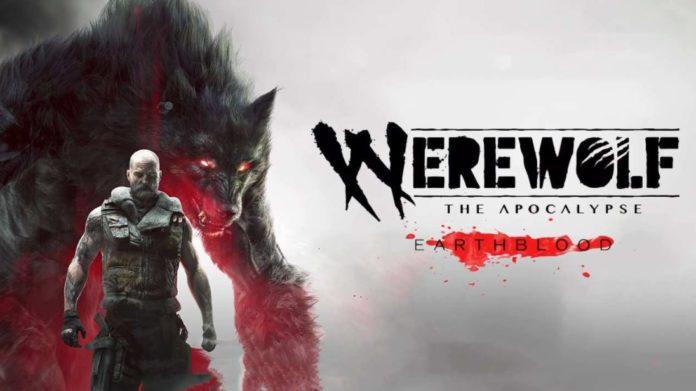 Portada Werewolf