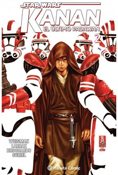 Star Wars Kanan: el último padawan #2
