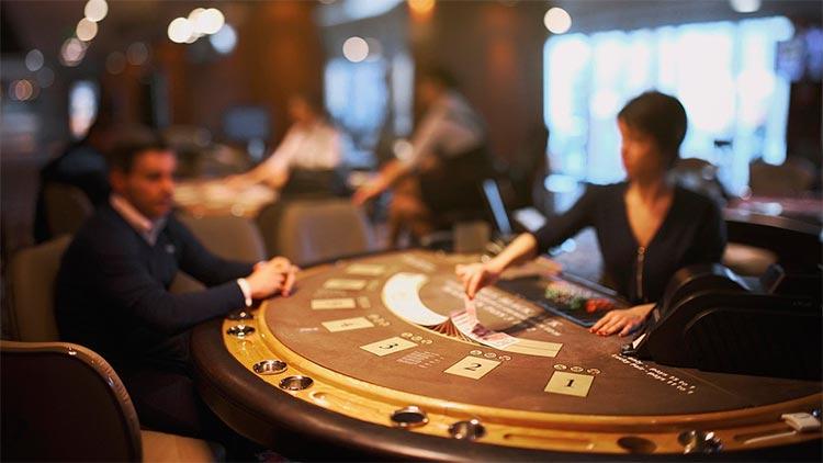 Blackjack - Casino digital