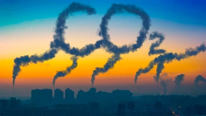 Emisiones y captura de CO2
