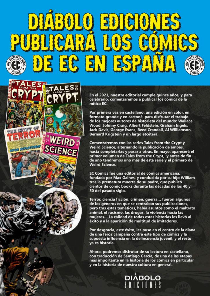 diábolo Ediciones | Cómics Fantasymundo