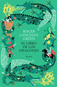 Portada de El libro de los dragones