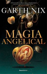 Portada de Magia angelical
