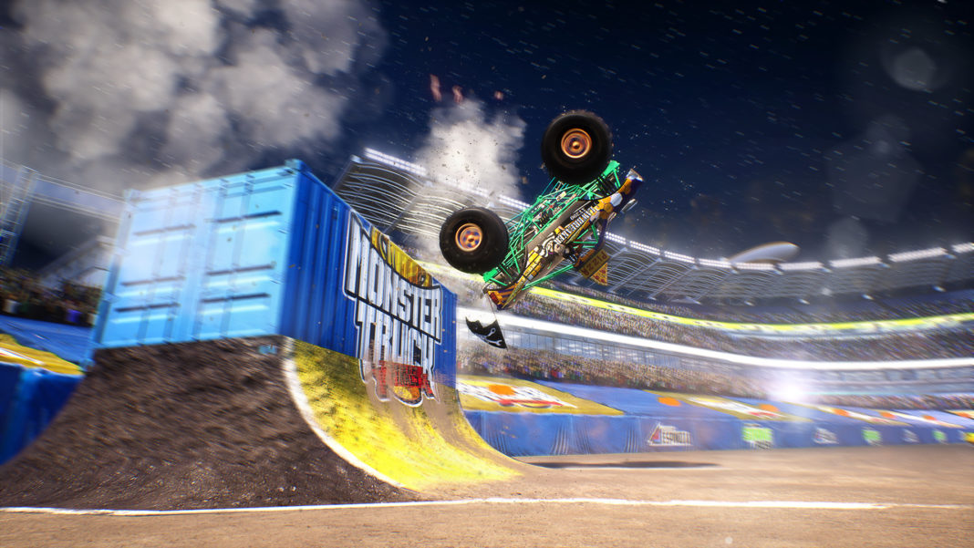 Monster Truck Championship - Analisis - 05
