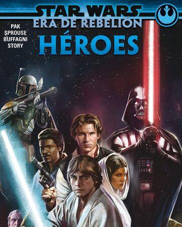 Star Wars: Era de la Rebelión - Héroes