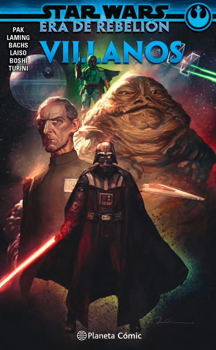 Star Wars: Era de la Rebelión Villanos