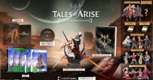 Tales of Arise,edición coleccionista