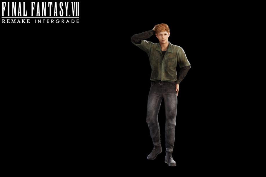 Final Fantasy VII Remake DLC