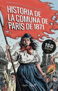 Portada de Historia de la Comuna de París de 1871
