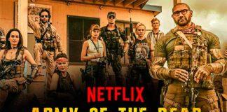 El ejército de los muertos, de Zack Snyder