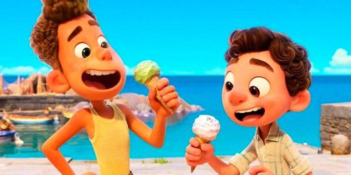 Luca, de Disney/Pixar