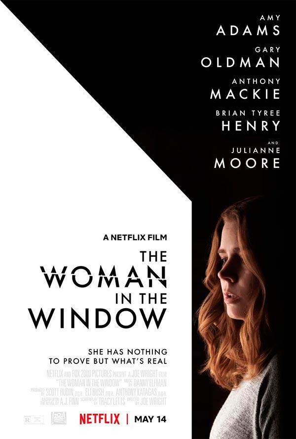 Póster de La mujer en la ventana